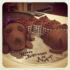 Want this for my birthday! I Love Dogs, Cute Dogs, Dachshund Cake, Weenie Dogs, Doggies, Dachshunds, Animal Cakes, Birthday Party Celebration, Fancy Cakes