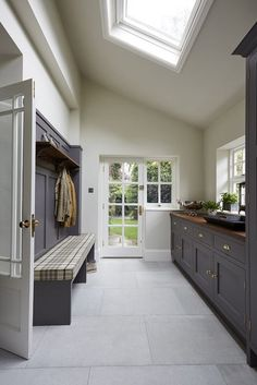 Mudroom Ideas - With these gorgeous mudroom ideas, you can make that messy entryway one of the most properly designed locations in your home. Whether your design is. ideas entryway laundry Smart Mudroom Ideas to Enhance Your Home Mudroom Laundry Room, Laundry Room Design, Modern Laundry Rooms, Orangerie Extension, Utility Room Designs, Utility Room Ideas, Utility Room Storage, Mud Room Designs, Utility Room Inspiration