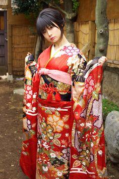 Kimono Ushijima