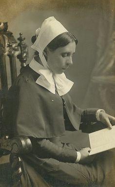 Unidentified Nurse Barnstaple