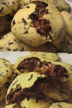 Greek Desserts, Greek Recipes, Midevil Food, Food Network Recipes, Cooking Recipes, Greek Cookies, Chocolate Sweets, Sweets Cake, I Love Food