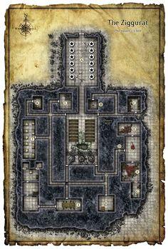 Igreja (vila) mapa