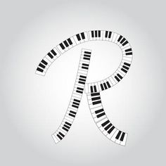 Music Class, Piano, Musicals, Lettering, Alphabet, Lyrics, Musik, Numbers, Letters