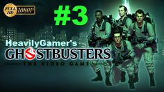 Ghostbusters The Video Game Gameplay Walkthrough (PC) Part 3:Public Libr...