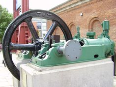 Steam Engine by brian f kirkham