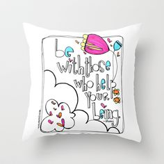 NEW!!!! rumi. om. a Throw Pillow - kelly barton art + design - 20.00