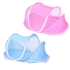 Baby Bedding Pink/blue 2018 New Baby Mosquito Bed Net Infants Sleeping Pad Pillow Yurt Bedspread Mosquito Net Collapsible Portable Back To Search Resultsmother & Kids