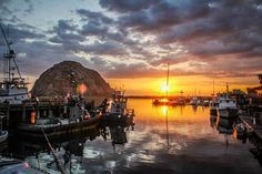Morro Bay ~ California