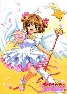 Card Captor Sakura (I've watched most of it)
