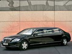 Mercedes Benz S550 Rental at Global Limos
