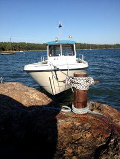 Boat, Korppoo Finland