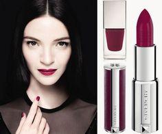 Givenchy Le Rouge Intense Color Sensuously Mat #Lipstick - # 315 Framboise Velours