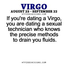 signs Virgo sex
