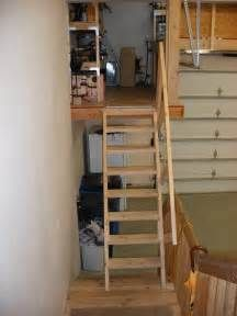 This Is A Storage Loft I Built In Our Garage So Could Free Up Some Floor E Fortunately Have Ceilings And That Allowed Me To Build