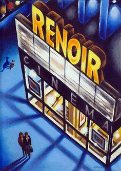 Catto Gallery | John Duffin Solo exhibition 2016 | Renoir, Bloomsbury