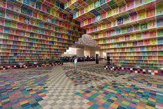 More Korean Pavillion by Mass Studies