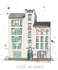 8east8thst By James Gulliver