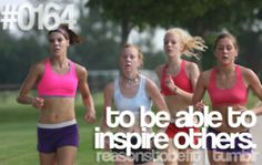 When people tell me I inspire them, I am in awe... Because those who say it to me inspire me!