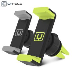 CAFELE universal phone holder stand 360 adjustable air vent monut GPS car mobile phone holder for iPhone 7 5s 6s Plus Samsung S7