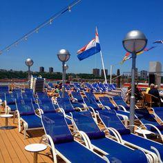 Ms Veendam ! Holland America lido deck