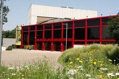 Théâtre des Amandiers. Nanterre