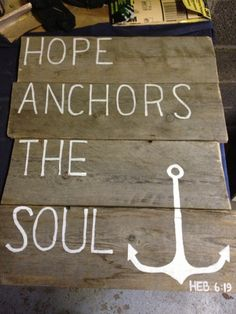 Hand painted Pallet Sign by CardiganSweater on Etsy, $45.00