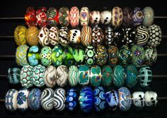 My current obsession... Trollbeads jumbos!