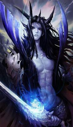 Demon Slayer... he kinda reminds me of gajeel from fairy tail