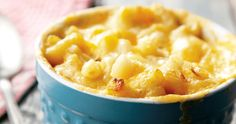 BGC Mac 'n' Cheese ¼ cup (½ stick) butter ¼ cup all-purpose flour tablespoons dry mustard 1 tablespoon granulated garlic 4 cups milk 2 cups cubed Velveeta cheese 4 cups ounces) shredded sharp white or yellow Cheddar cheese teaspoons hot sauce Salt … Mac Cheese Recipes, Chef Recipes, Great Recipes, Favorite Recipes, Cooking Recipes, Mc N Cheese, Cheddar Cheese, Vegetable Side Dishes, Cheddar
