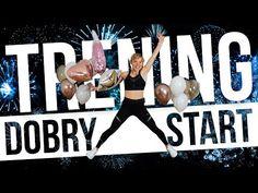 DOBRY START🔥 - idealny trening na początek roku! CARDIO + WZMACNIANIE 🔥 | Codziennie Fit - YouTube Cardio, Fitness, Youtube, Movies, Movie Posters, Films, Film Poster, Cinema, Movie