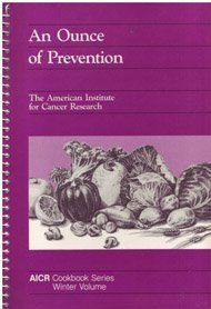 An Ounce of Prevention: Winter Volume (AICR #Cookbook Series) by The American Institute for #Cancer Research, http://www.amazon.com/dp/B000NKNBPI/ref=cm_sw_r_pi_dp_hBk6sb150K69N