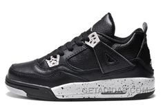219f28ddc42f2d Womens Air JD 4 Retro GS Oreo Remastered For 2015 For Sale Top Deals R2kT6
