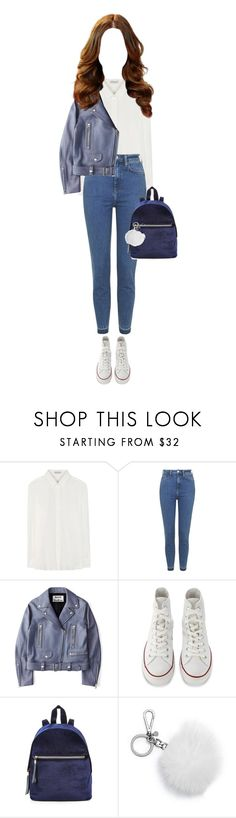 """""""32 ◊"""" by cutefatboy ❤ liked on Polyvore featuring Yves Saint Laurent, Topshop, Acne Studios, Converse and MICHAEL Michael Kors"""