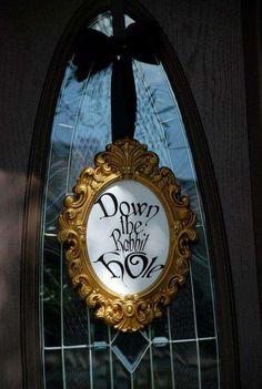 Alice in Wonderland / Mad Hatter Tea | CatchMyParty.com