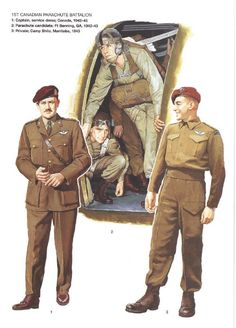 Canadian Paras WWII