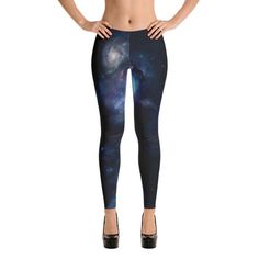 Stylish,+durable,+and+a+hot+fashion+staple.+These+polyester/spandex+leggings+are+made+of+a+comfortable+microfiber+yarn,+and+they'll+never+lose+their+stretch.+  •+Fabric+is+82%+polyester,+18%+spandex+ •+Four-way+stretch •+Elastic+waistband •+Precision-cut+and+hand-sewn+after+printing  *Size...