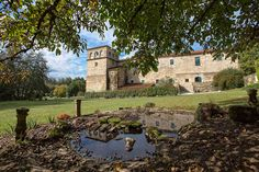 Monasterio de San Clodio.