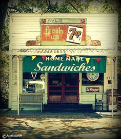 Ave. B Grocery- Austin,TX