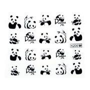 panda tattoo. For Jordan. :)