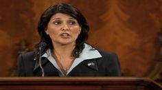 Nikki Haley woos Indian private sector