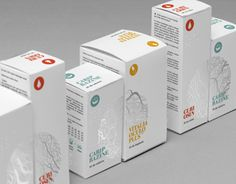 Medicine Package Design by Dóra Novotny (Student Project) on Packaging of the World - Creative Package Design Gallery Drug Packaging, Medical Packaging, Skincare Packaging, Tea Packaging, Beauty Packaging, Cosmetic Packaging, Product Packaging, Cosmetic Box, Packaging Boxes