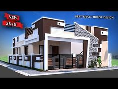 Beautiful Small House Front Elevation Design / Ground Floor Elevation Ideas ******************************************** Find the best modern home desig.
