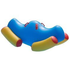 This colorful Ocean Blue Wave Rocker and SeeSaw is specifically designed for attaining utmost fun for your holidays at the pool. Popular Pool Floats, Pool Floats For Kids, Funny Pool Floats, White Bifold Doors, Rock Around The Clock, Pool Lounge, Seesaw, Cool Pools, Pool Ideas