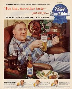 Advertising   pabst