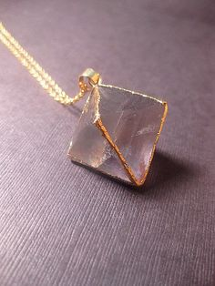 Hey, I found this really awesome Etsy listing at https://www.etsy.com/listing/385258506/fluorite-octahedron-necklace-geometric