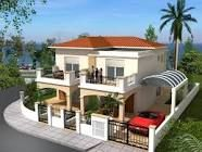 Get A Fair Deal With Mumbai Property Management If you are on lookout for accommodation in Mumbai, then you need to know that there are greater than 15 million people and the space is getting short… Bungalow Haus Design, Modern House Design, Design Exterior, Modern Exterior, Style At Home, Future House, Detached House, Semi Detached, Beautiful Homes