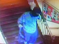 Suspect in a Sept. 1, 2012, armed robbery at a Northwest D.C. church