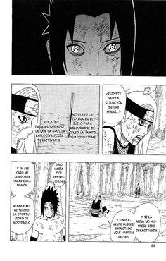 Naruto Manga 362 Español Online HD Descargar Gratis