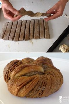Turkish Recipes, Food Humor, Beautiful Cakes, Cake Recipes, Bakery, Pork, Food And Drink, Bread, Cooking