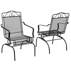 Metal Patio Furniture Outdoor Dining Chairs Patio Chairs Patio Furniture Outdoors